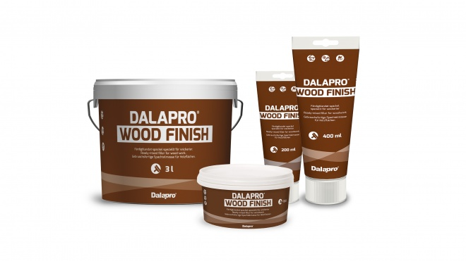 Dalapro Wood Finish - Snickeri sparkel