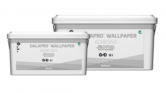 Dalapro Wallpaper Adhesive - Vegglim for papirtapeter.